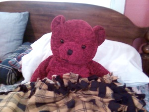 Papa's Teddy Bear